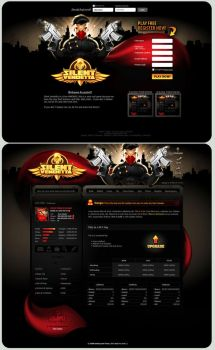 MMORPG design: Silent Vendetta by SOSFactory