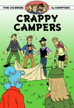 The VG Bros in Crappy Campers by MDKartoons