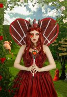 Queen of Hearts by morosity