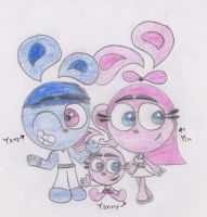 RQ: Yin, Yang and Yanny_future by RegularBluejay-girl