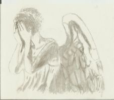 Doctor Who Weeping Angel by sonickingscrewdriver