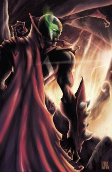 Spawn : Hell on earth by NEWANDYSpankPaGE