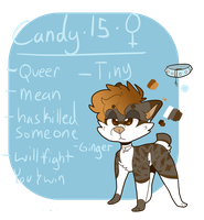 Candy ref by OrangeJuicee