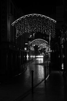 Wexford - Black and White at Christmas 2011 by wexford147