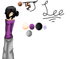 Lee Clock :REF: by Bonnieart04