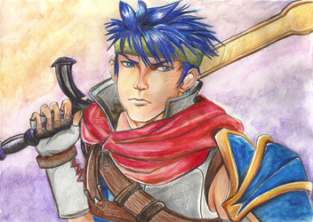 Ike by X-Tidus-kisses