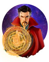 - Doctor Strange - by cate05