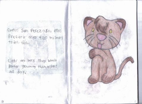 Gatos page 7 by VeronicaPrower
