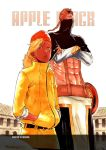 Apple Black Chapter 10 Cover by WhytManga