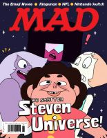 Leaked Mad Magazine Cover by Finnjr63