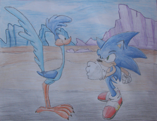 A Race for the Ages by shadowyoshigamernerd