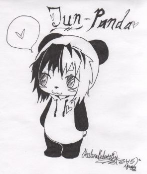 Jun-Panda by Keelena