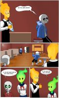 Undertale Green page 16 by FlamingReaperComic