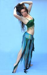 Mermaid and other poses 13 by CathleenTarawhiti
