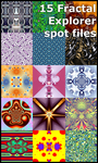 15 Fractal Explorer Spot Files by bcatd