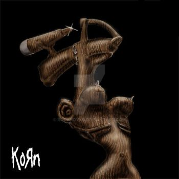 cover cd for korn unplugged by rocandyks