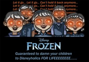 Children Of The Frozen by gaudog
