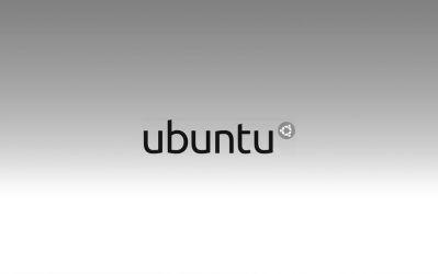 Ubuntu New Dark  White Black by miXvapOrUb