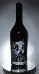 Nightmare Moon Bottle by Malte279