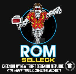 Rom Selleck by AlanSchell