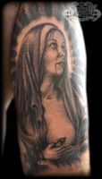 Dirty Mary by state-of-art-tattoo