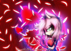 -: Amy Rose :- by Drytil