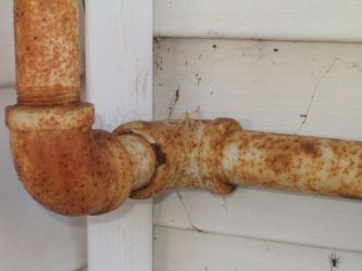 Rusty Pipe by RBL-M1A2Tanker
