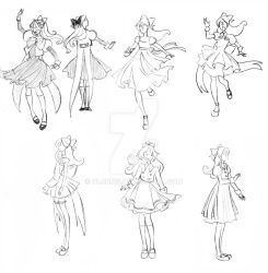 Reinventing Alice by Olaunis