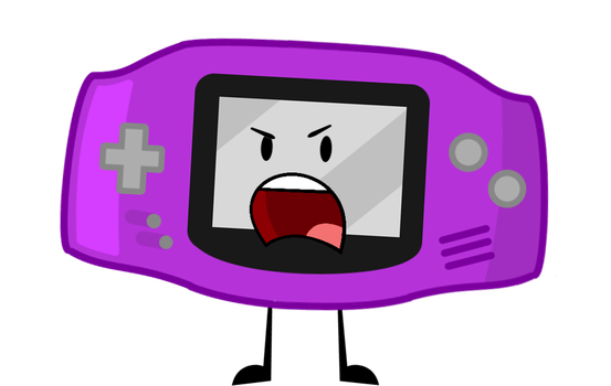 Object Commission #12 (Gameboy Advance) by YellowAngiruOfficial