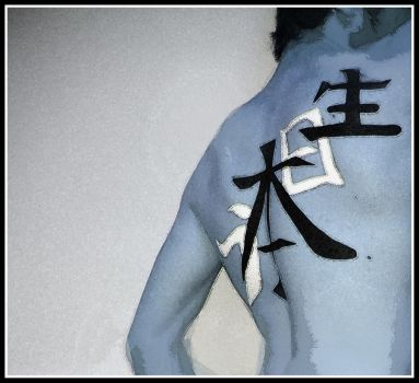 Turning japanese... and blue by Lite-Black