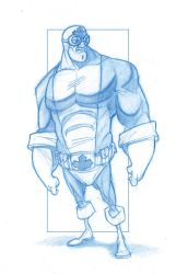 Captain Canuck by KingOlie