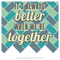 Better Together by quidprosno