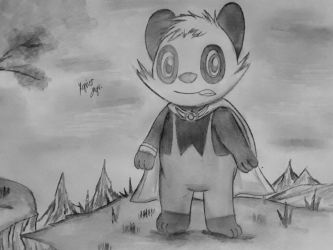 Dice, the Pancham by Xyvier