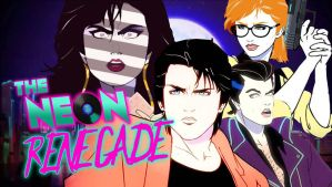 Moonbeam City review poster. by NL07