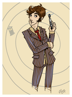 Time Lord by rethe