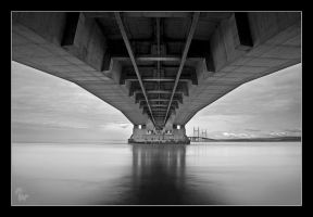 Under the bridge by Alexandra35