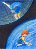 There's a Place Where You Dreamed by Liris-san