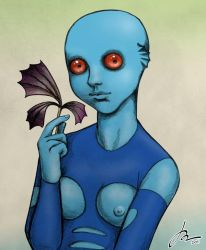 Tiva from Fantastic Planet by ViolettaChantecler