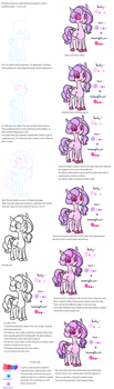 Crystalline Pony Guide by theluckyangel