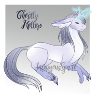 Ghostly Hollow - Kaluna Adopt [CLOSED] by InfamousSpark