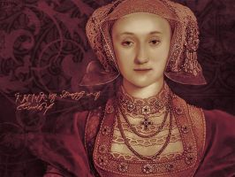 Anne of Cleves by RafkinsWarning