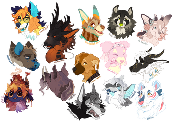 Headshot Galore by Plumbeck