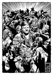George A. Romero by shindmeister