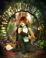 The Cunning Archer by RavenMoonDesigns