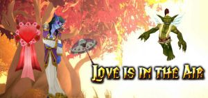 Love is in The Air by perbrethil