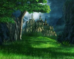 FANTASY BG 12u by Moonglowlilly