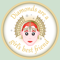 Satine: Hindi Sad Diamonds by JaffaCakeLover