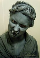 Weeping Angel by larahawker