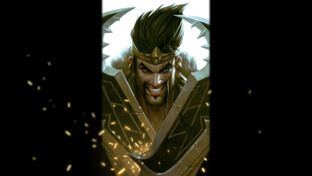 This is where Draven shines! by Hellstern
