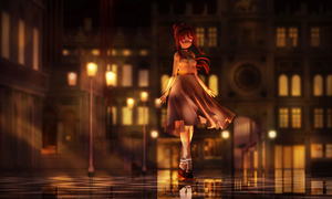 Venice at Night by MovingModelProject